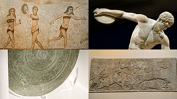Sports in the Ancient Mediterranean