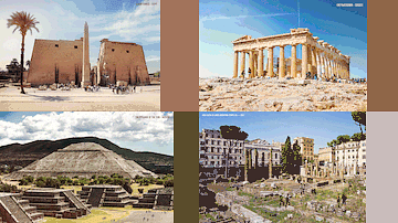 Reconstruction of Seven Ancient Archaeological Sites
